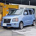 2004年 SOLIO 藍色