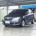 2011年 FABIA 1.2T 灰色