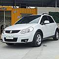 2012年 SX4 白色