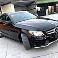 2016 C300 AMG 灰色 美規外匯未領牌