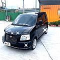2006年 SOLIO 黑色 轎車版