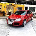 2005年 GOLF 紅色