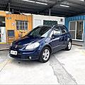 2011年 SX4 藍色