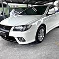 2011 Mitsubishi Lancer Fortis 1.8 白色