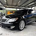 2010 Lexus LS 460 Vertex Edtion 黑