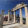 希臘。第一天[衛城+古代安哥拉]