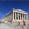希臘第十天。衛城之丘