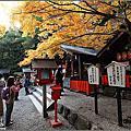 日本京都。野宮神舍