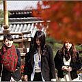 日本京都。天龍寺&嵐山