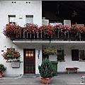 2011瑞士自助行第三天。格林德瓦Haberdarre民宿
