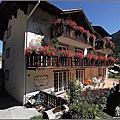 2011瑞士自助行第五天。前進徹馬特_民宿