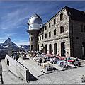 2011瑞士自助行第五天。康娜葛德觀景台