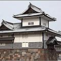 2012日本北陸奈良遊記。第二天【金澤城】