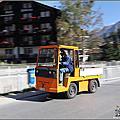 2011瑞士自助行第五天。策馬特小鎮