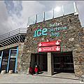 2011瑞士自助行第七天。馬特洪峰冰河觀景台
