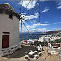 希臘第三天[米克諾斯。舊港散策]
