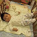 20110628 baby 6m12d