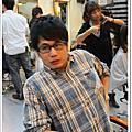 2009-12-5 原燒+老大剪髮