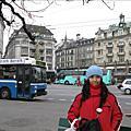 西歐蜜月之旅--瑞士