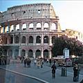 西歐蜜月之旅(景)--羅馬