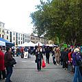 Salamanca market & Ross @ Tasmania