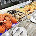 2017還有進步空間的板橋凱撒大飯店朋派自助餐