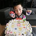 麥斯九歲生日