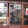 台中抹茶餐廳「Machiya町家咖啡」!
