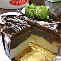 990601世界第一的「おいしい」冰淇淋蛋糕in天母&驥園餐廳慶生