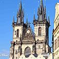 2013捷克之旅 day6 布拉格舊城區 - 火藥塔~天文鐘