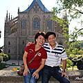 2013捷克之旅 day7 聖芭芭拉教堂~人骨教堂