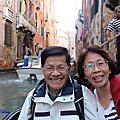法瑞義之旅 day 5 威尼斯大運河~穆拉諾島~聖馬可島