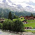 2014瑞士之旅 day 4 少女峰〜阿爾卑斯的震撼〜冰宮〜茵特拉肯