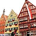 2014德國之旅 day 7 丁凱爾史班〜聖喬治大教堂〜德意志之家