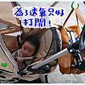 嬰兒推車神器 -- 雨傘架~