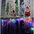 [親子勞作]2015年聖誕節牆面大改造 part7 -- 球球燈~