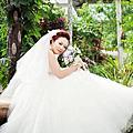 嘉義新秘 聿菡 自己的婚紗照