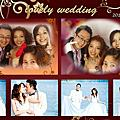 婚禮拍貼機