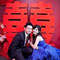 Poly&Ben雲林元長鄉戶外流水席婚禮