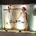 寒舍艾美作品-TIFFANY色系+candy bar婚禮佈置