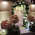寒舍艾美-森林花園風婚禮佈置