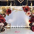 婚禮佈置(三)紙雕花