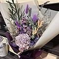 花束禮(二)乾燥花