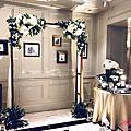 婚禮佈置(四)無背板款式