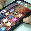 imos 美觀版 防塵 iPhone XS Max 3D 全覆蓋 滿版玻璃