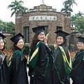 20060722台大校總區拍碩士畢業照