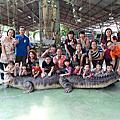 【屏東。遊、食記】小小體驗營~不一樣的體驗。鱷魚生態農場