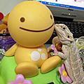 鬆獅蜥─烏莉兒和艾格尼
