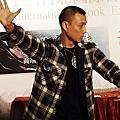 2012國際書展武道狂之詩簽書會