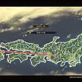 1579年2月武田家以武力統一全國